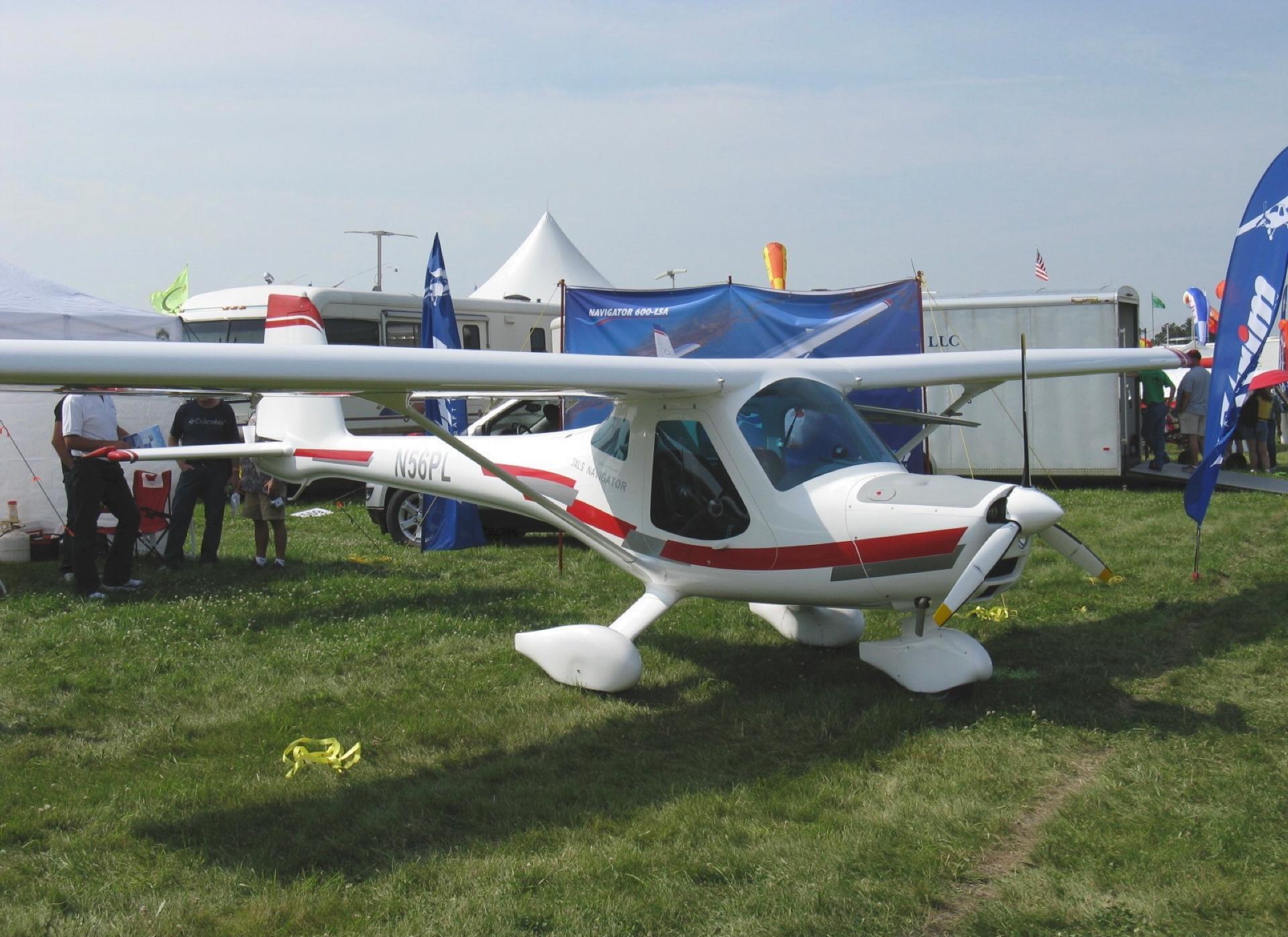 2007 ZAKLADY LOTNICZE 3XTRIM SPZOO 3XLS NAVIGATOR 600