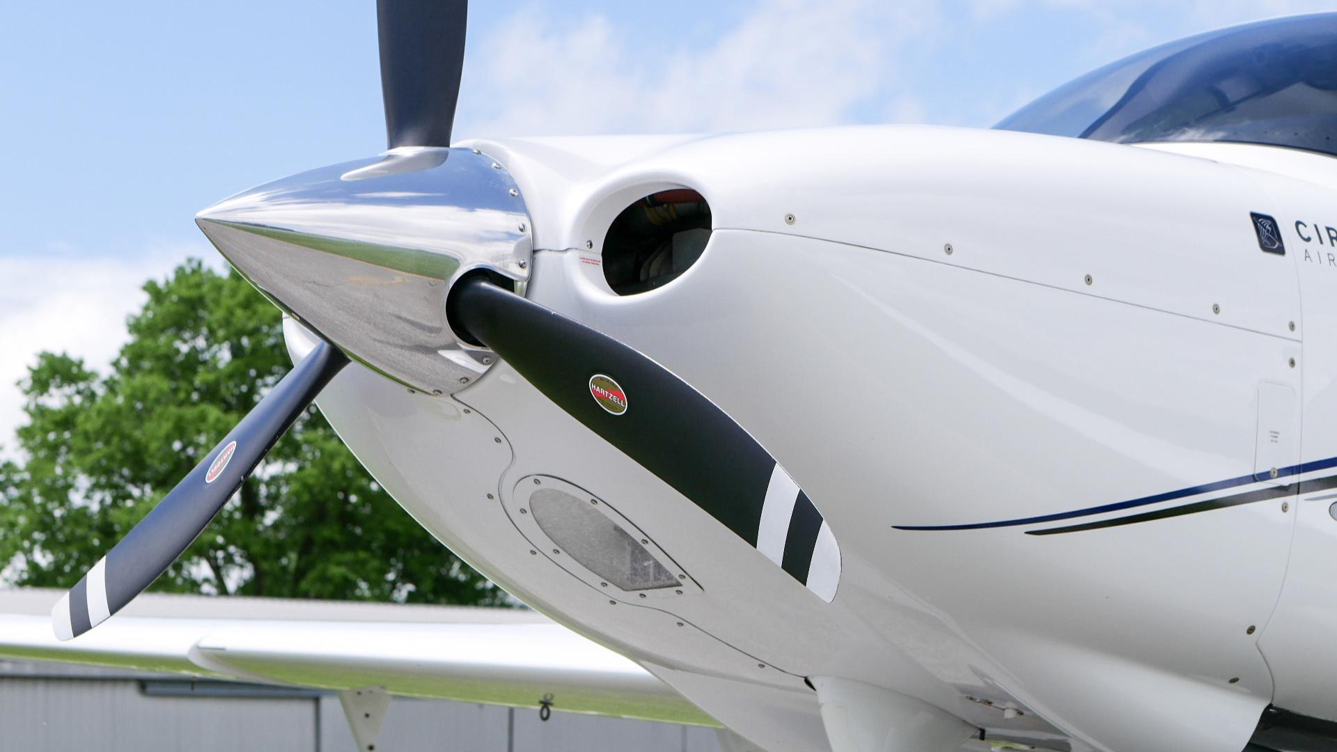 2012 Cirrus SR20 G3