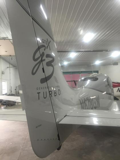 2007 Cirrus G3 SR22 GTS TURBO with R9