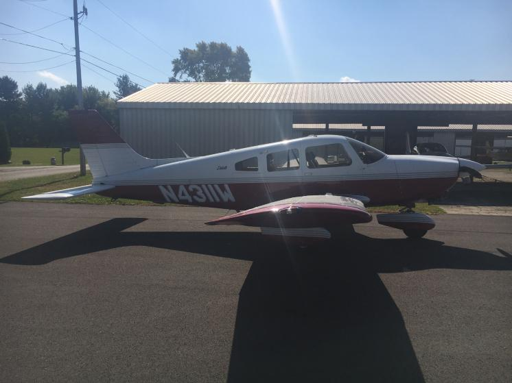1983 Piper Dakota