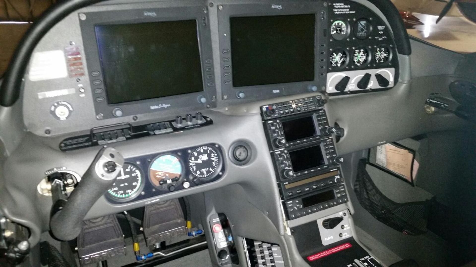 2003 Cirrus SR-20   Steel Aviation