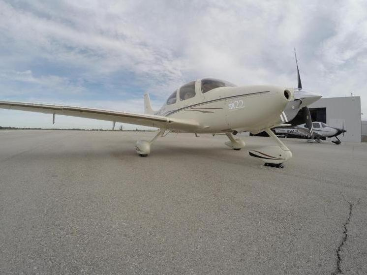 2003 Cirrus SR22 Turbo Centennial Edition