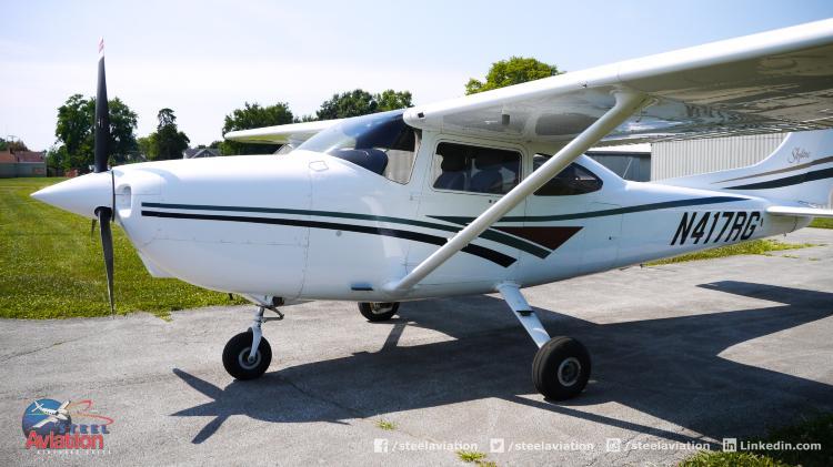 1998 Cessna 182