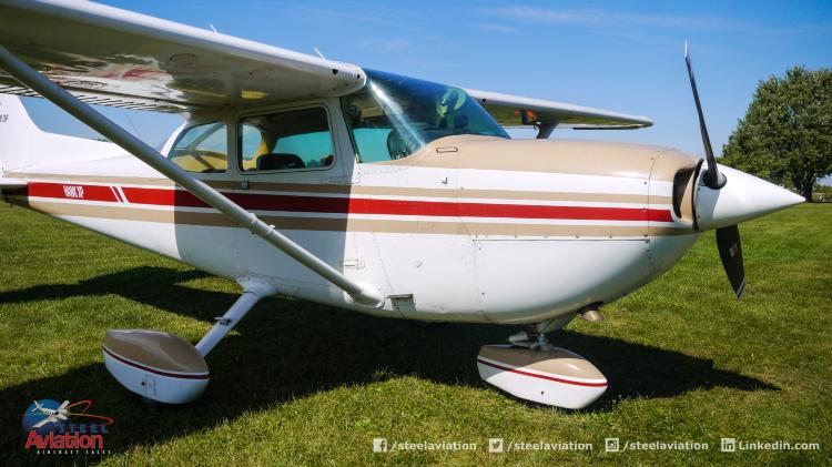 1978 Cessna 172 XP