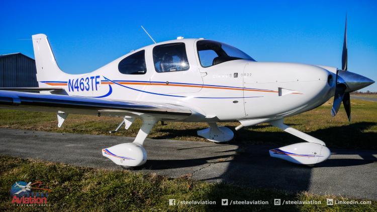 2011 Cirrus SR22 GTS FIKI