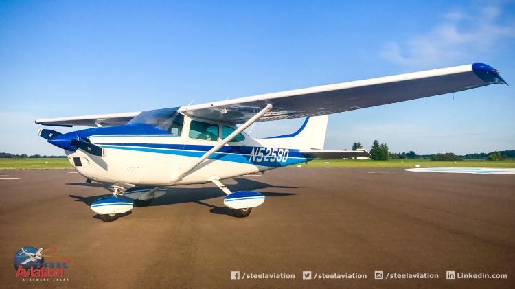 1973 Cessna 182
