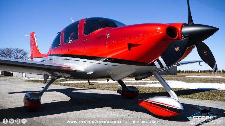 2009 Cirrus SR22GTS G3 Turbo FIKI