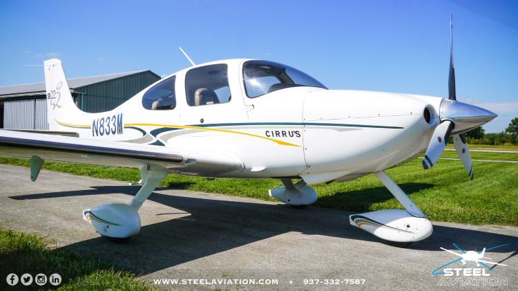 2005 Cirrus SR-22 G2