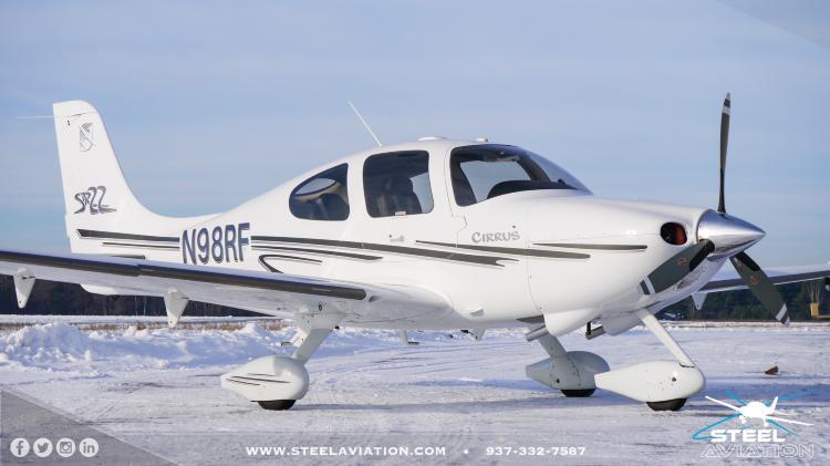 2003 Cirrus SR-22