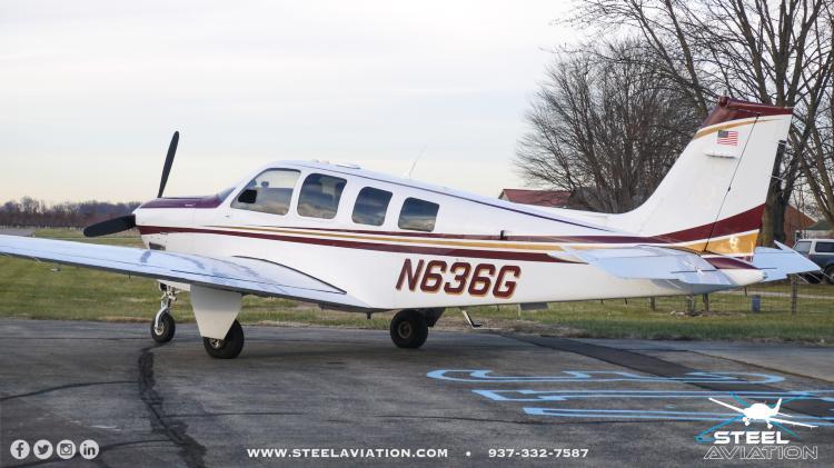 2006 Beechcraft G36 Bonanza
