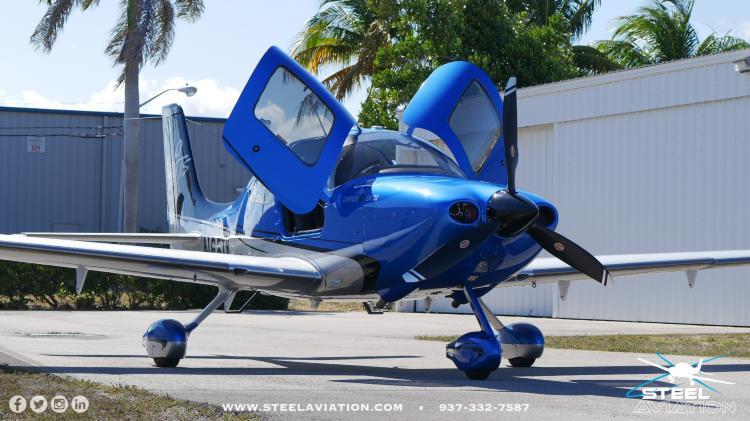 2005 Cirrus SR22 G2 GTS Avidyne R9 Avionics