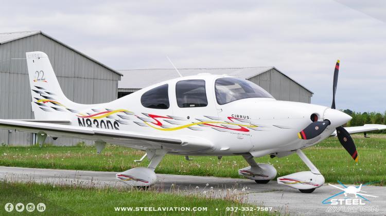 2006 Cirrus SR22 Signature Edition