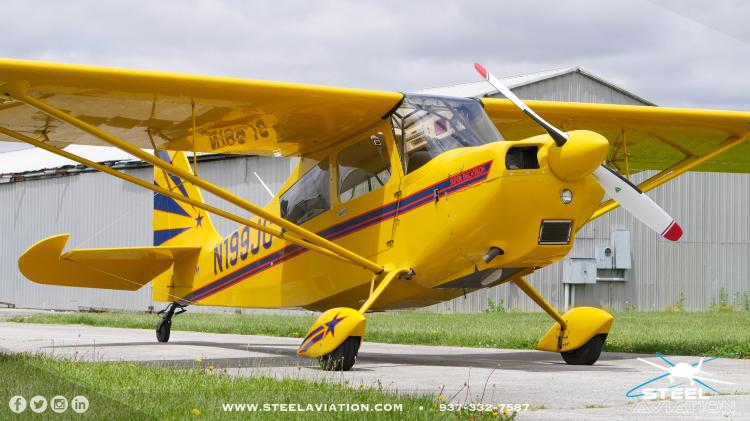 2006 American Champion Aircraft 8KCAB Super Decathlon