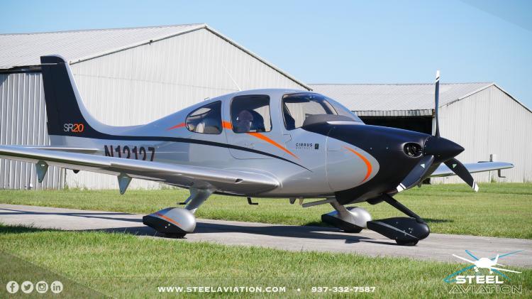2002 Cirrus SR-20