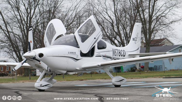 2005 Cirrus SR22 G2 GTS