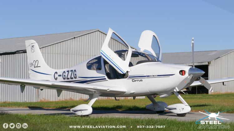 2001 Cirrus SR-22