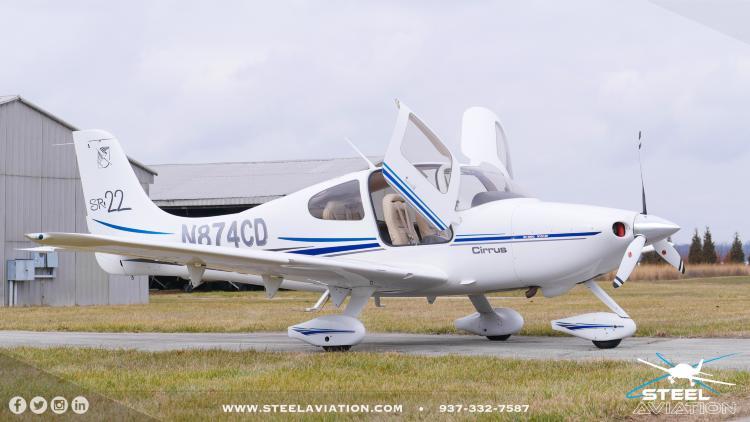 2002 Cirrus SR-22