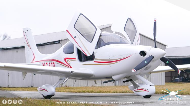 2005 Cirrus SR-20G2