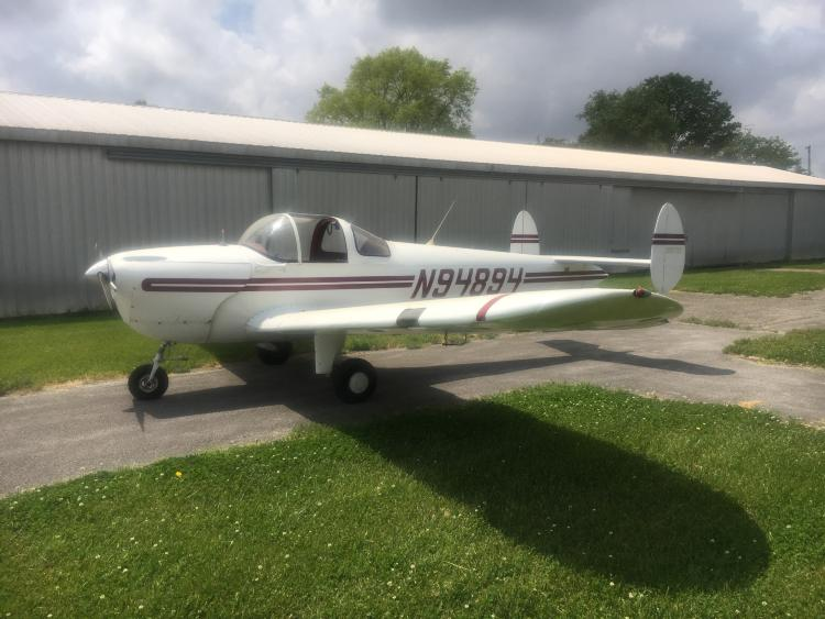 1949 Ercoupe 415G