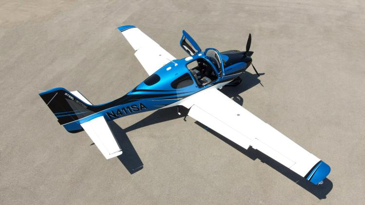 Cirrus STEEL EDITION SR22