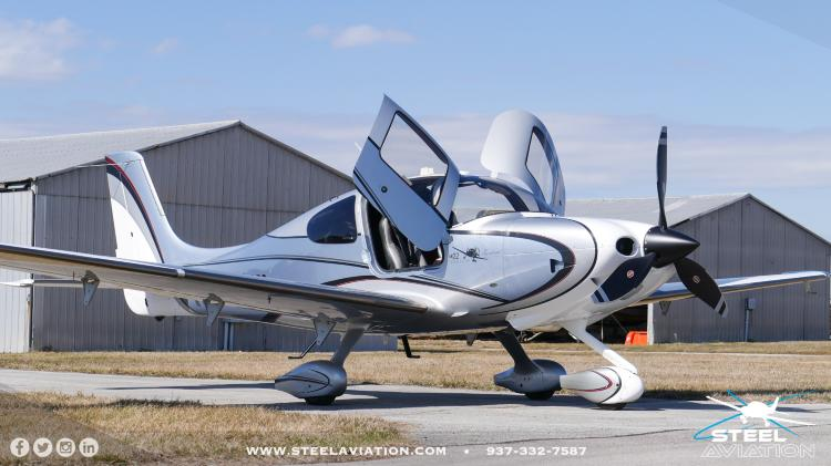 2011 Beechcraft G3 SR22 GTS TURBO
