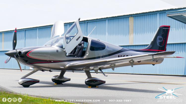 2017 Beechcraft SR22T G6 Turbo