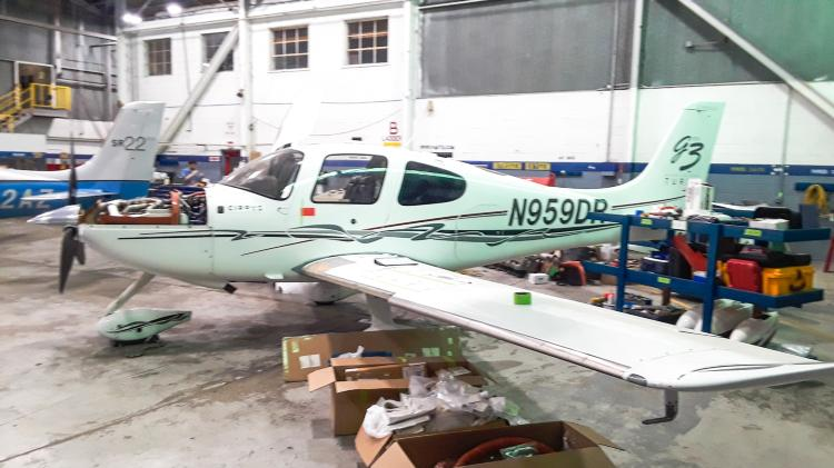 2007 Beechcraft G3 SR22 GTS TURBO